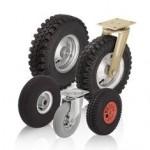 比克力Blickle 6系列 采用充气轮胎的单轮和脚轮