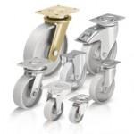 比克力Blickle 15系列 铸铁单轮和脚轮