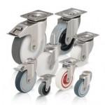 比克力Blickle 18系列 不锈钢脚轮
