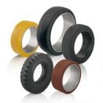 比克力Blickle 25系列 轮胎和装配式轮胎